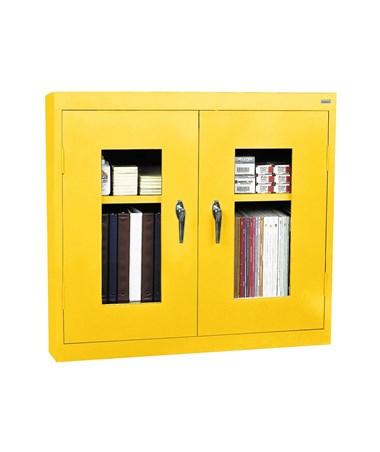 Double Door - Yellow