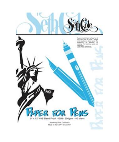 Premium Paper For Pens 40 shts/pd SC960
