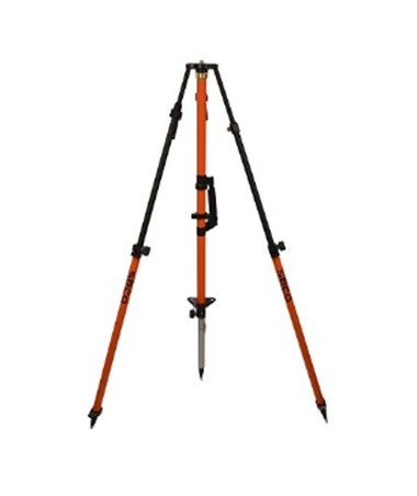 Seco Orange Graduated Collapsible GPS Antenna Tripod SEC5119-00-FOR