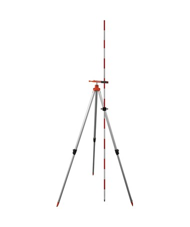 Alligator Clamp Prism Pole Tripod SEC5214-00