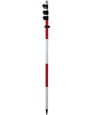 Seco 15.-Foot TLV Aluminum Prism Pole 5530-30