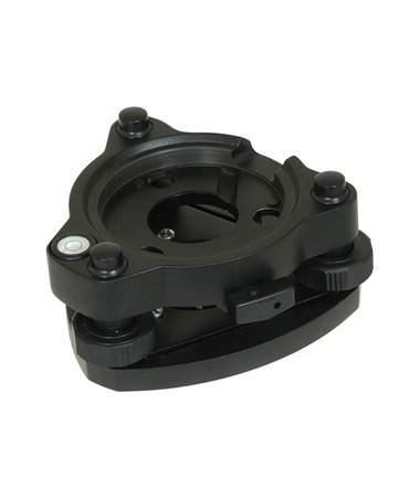 Seco European-Style Tribrach (with Optical Plummet) 2152-05-BLK SECO2152-05