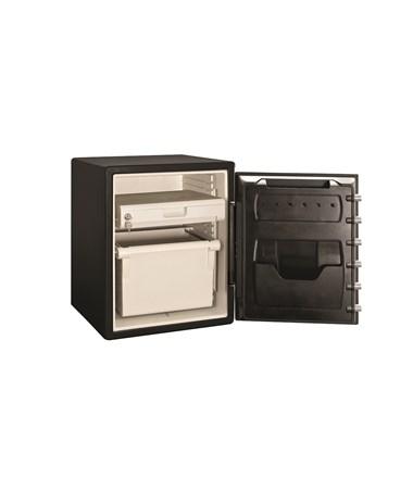 Locking Drawer, File Organizer, Door Tray, and Key Hook