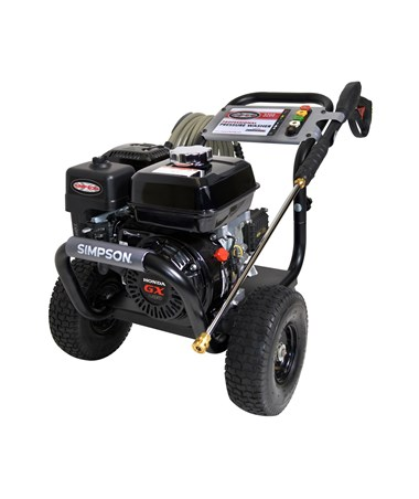 Simpson PS3228-S Powershot Commercial Power Washer with Honda GX200