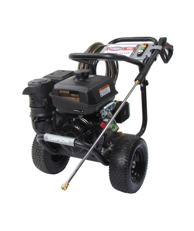 Simpson PSK4033 Powershot Commercial Power Washer with Kohler CH395