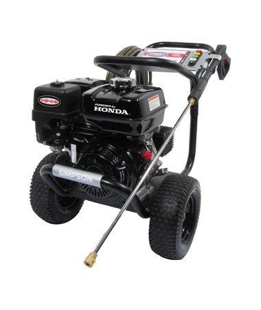 Simpson PS4033 Powershot Commercial Power Washer with Honda GX270