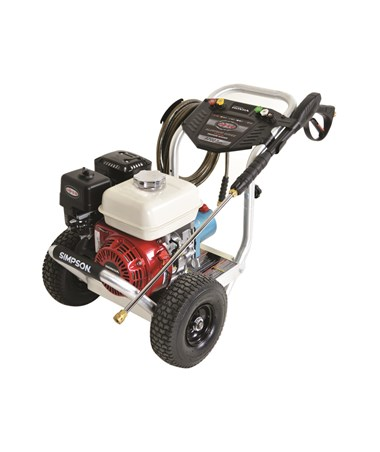 Simpson ALH3228-S Aluminum Commercial Power Washer with Honda GX200