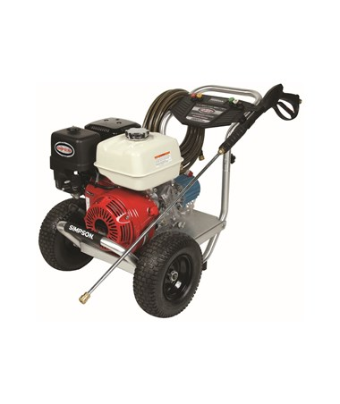 Simpson ALH3835 Aluminum Commercial Power Washer with Honda GX270