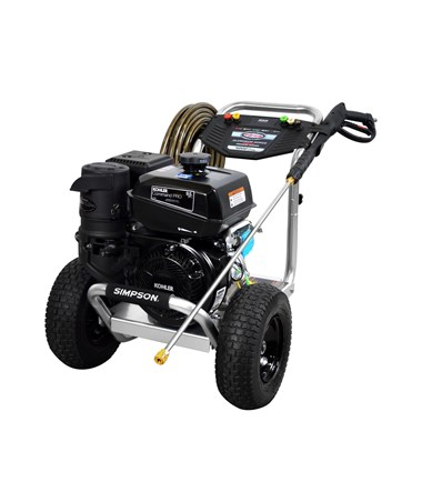 Simpson ALK4033 Aluminum Commercial Power Washer with Kohler CH395