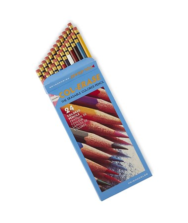 COL-ERASE PENCIL SET/12 SN20516