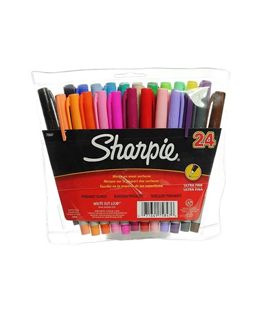 SHARPIE ULTRA FINE SET/24 SN75847