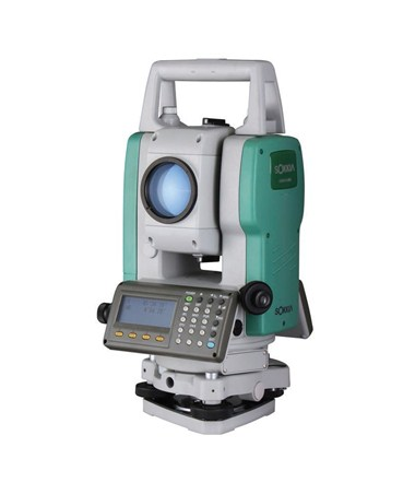 Sokkia SET62W 2 Second Total Station SOK710153141