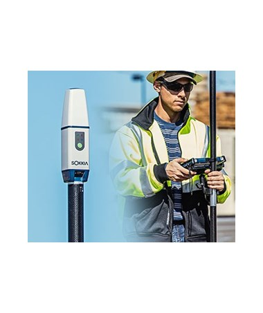 Sokkia GCX3 GNSS Receiver SOK1017273-01-