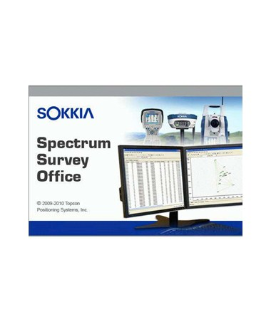 Sokkia Spectrum Survey Office SOK39-090003-01A