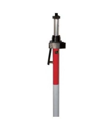 Sokkia 8.5-Foot Quick Release Aluminum Prism Pole 51773