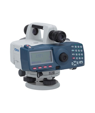 Sokkia SDL1X Advanced 32X Digital Auto Level with Bluetooth 2112512B0