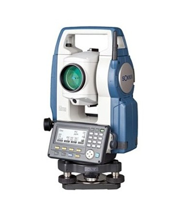 Sokkia CX 102 2 Second Reflectorless Total Station 2140322E0
