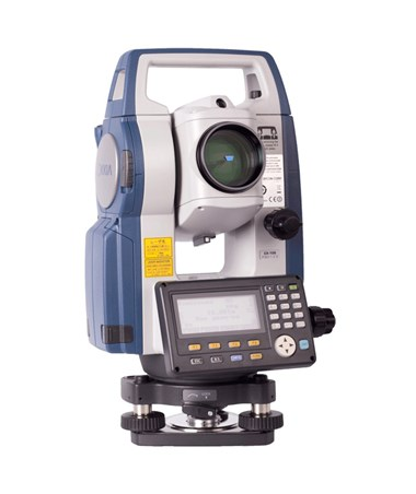 Sokkia CX 105 5 Second Reflectorless Total Station 2140342E0