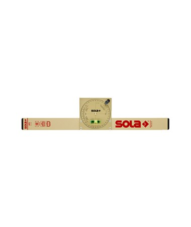 Sola Analog Inclinometer w/Carry Bag