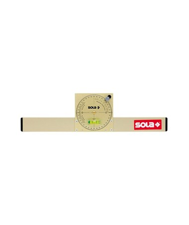 Sola Magnetic Analog Inclinometer w/Carry Bag - NAM 50 T SOLNAM50T