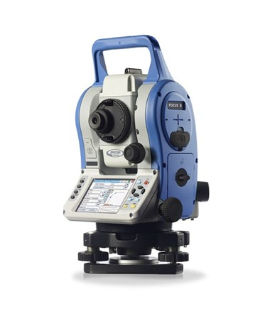 Spectra Focus 8 5 Second Reflectorless Total Station HNA33500
