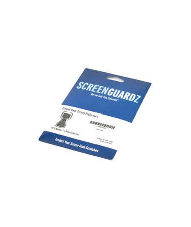 Spectra Ranger 3 Data Collector Pack of 15 Ultra-Clear Screen Protectors SPE67501-06