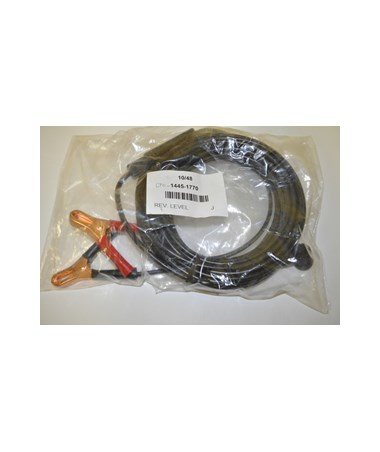 12V Power Cable with Alligator Clip  for Spectra GL700 Series Grade Laser SPECTO-1445-1770