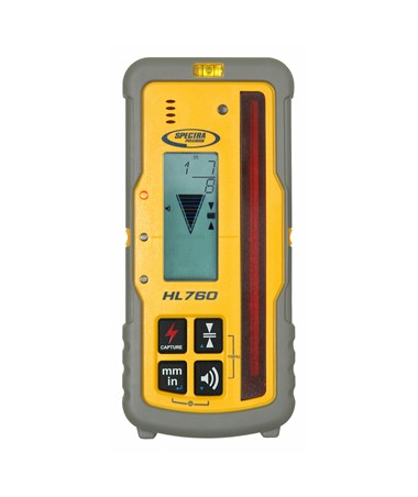 Spectra HL760 Laser Receiver
