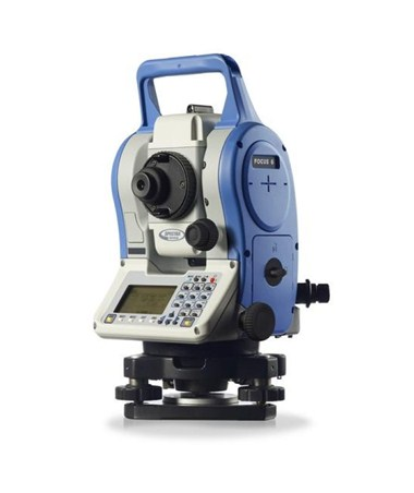 Spectra Focus 6 Reflectorless Total Station (5-Second) HNA33550