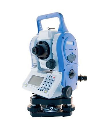 Spectra Focus 6W 5 Second Winterized Reflectorless Total Station HNA33553