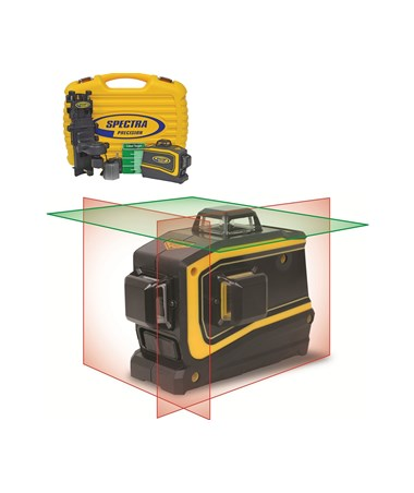 Spectra Precision Laser Tool SPELT58