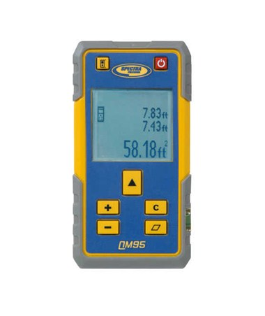 Spectra QM95 Laser Distance Meter SPEQM95