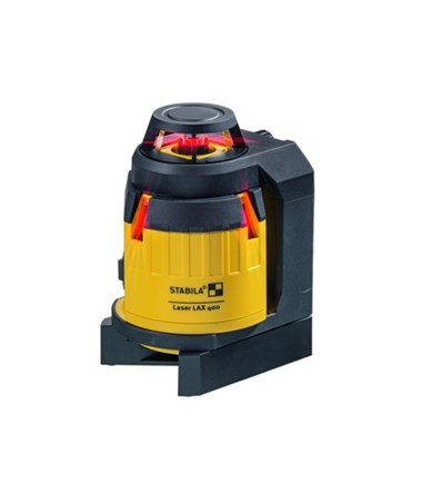 Stabila LAX400 360 DEGREE LASER WITH PLUMB LINES STA03360