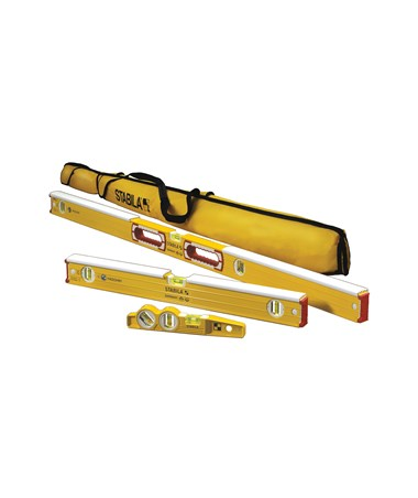 "Stabila 48"", 24"", TORPEDO LEVEL W/CASE STA48196"