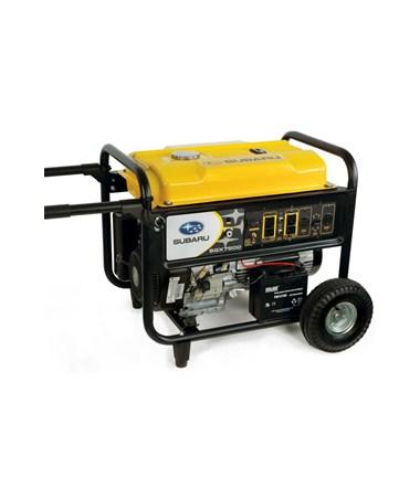 Subaru 5000 Watt Portable Generator Commercial Gasoline  Portable Generator SUB-SGX5000