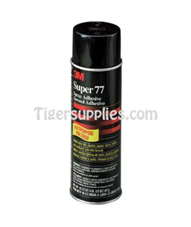 3M SUPER 77 SPRAY ADHESIVE 10.75 OZ NET WT SUPER77-160