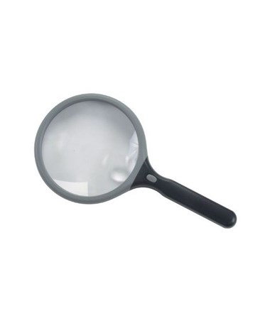 LIGHTED MAGNIFIER 2.5X 5  dia SV5LBX