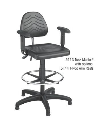 Safco TaskMaster Deluxe Workbench Chair Saf5113