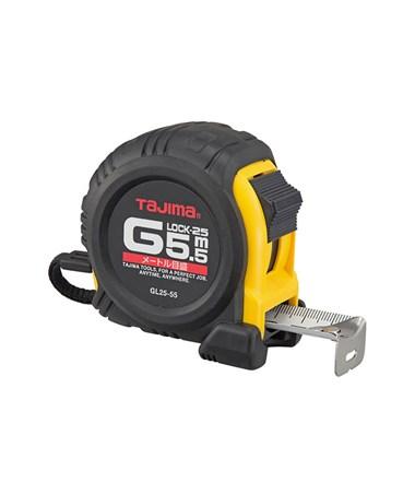 Tajima G-Series Metric Scale Tape Measure TAJG-5-5MBW-