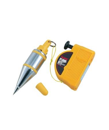 Tajima Plumb-Rite Quick-Stabilizing Plumb Bob Setter 10 oz. PZB-300
