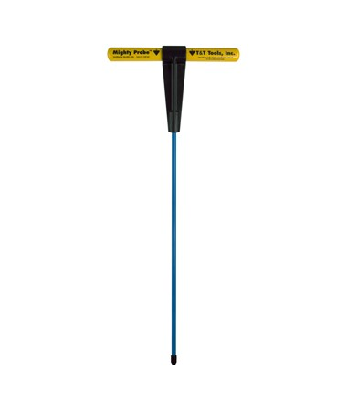 T&T Insulated Soil Mighty Probe With 3/8-Inch Round Rod T&TMPA36-