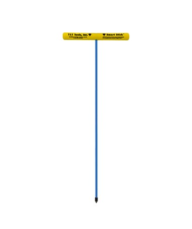 T&T Smart Stick Standard Soil Probe with 3/8-Inch Round Rod T&TTPA36-