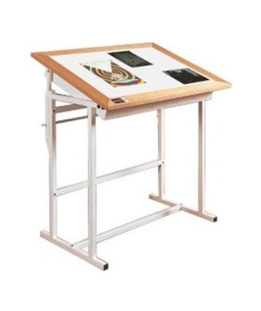 Alvin Porta-Trace Series LED Light Drafting Table TC2436KK