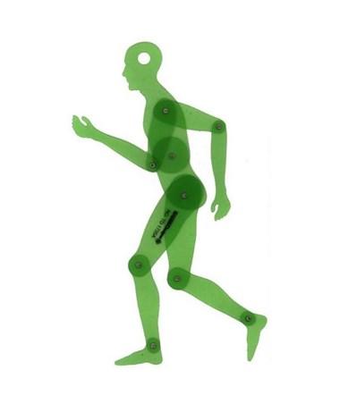 Human Figure Position TD1735A