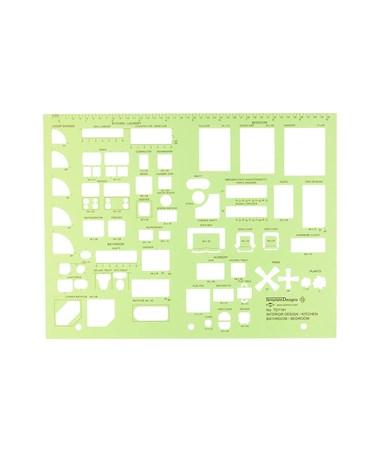 Interior Design/Kitchen, Bathroom, Bedroom TD7161