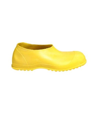 Tingley Hi Top PVC Overshoes Yellow 35113