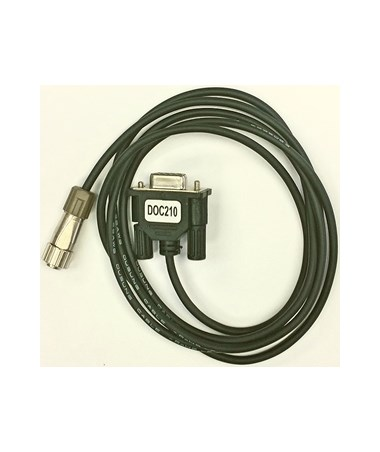 Topcon DOC210E RS232C Cable, DB9 to CX/FX/SX TOP1001550-01-SURSK