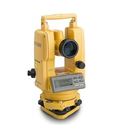 Topcon DT-200 Series Advanced Digital Theodolite TOP60215