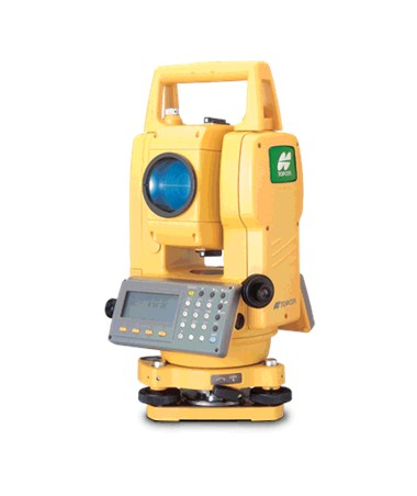 Topcon GTS 255 5 Second Total Station TOP710141111