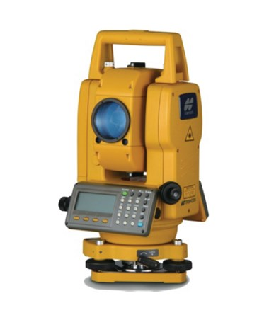 Topcon GPT 3502 LNW 2 Second Reflectorless Total Station 710167131